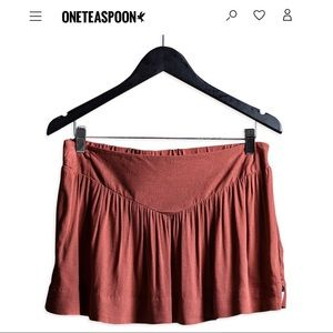 OneTeaspoon Western Rust Skirt